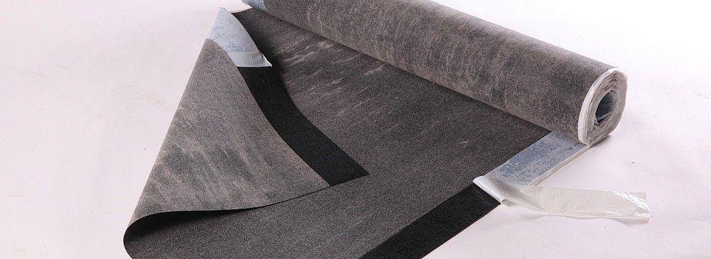 комбинированный подкладочный ковер